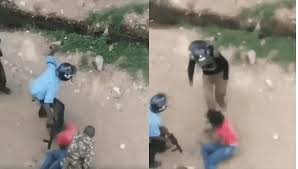 Chilling Videos,Photos of Police brutality in JKUAT protest emerge(VIDEOS,PHOTOS)