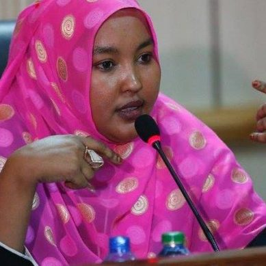 Drama as MP Didmus Barasa,  MP Fatma Gedi  war of chewing young boys escalates