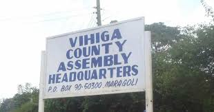 Sex drama explodes at Vihiga county assembly