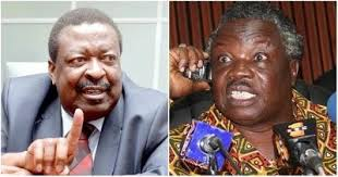 Mudavadi, Atwoli row as Luhya supremacy war rumbles on