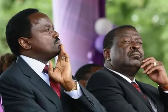 Ruto allienace with Mudavadi, Kalonzo in offing – Weekly Citizen