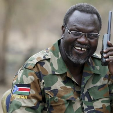 Leaving Machar out of next S Sudan government recipe to anarchy