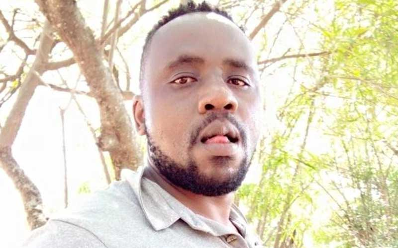 Meet freelance Journalist shot 7 times at Kasarani(PHOTOS) – Weekly Citizen