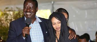 Raila brokers truce between Ida and late Fidel widow Lwam