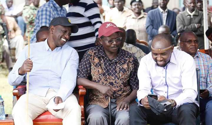 Lonyangapuo given seat in Ruto kitchen cabinet – Weekly Citizen