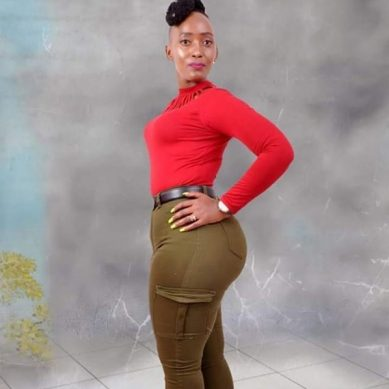 HIV+ Beautiful Curvy Kenyan lady SHOCKS Men(PHOTOS)