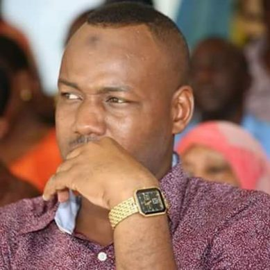 Joho's brother Abu exposed