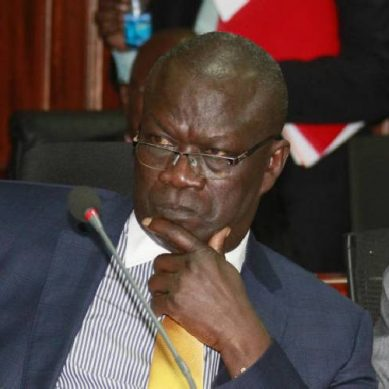Why Siaya County finance executive was sent packing