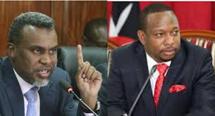 Names of Nairobi county top officials to be arrested with Sonko