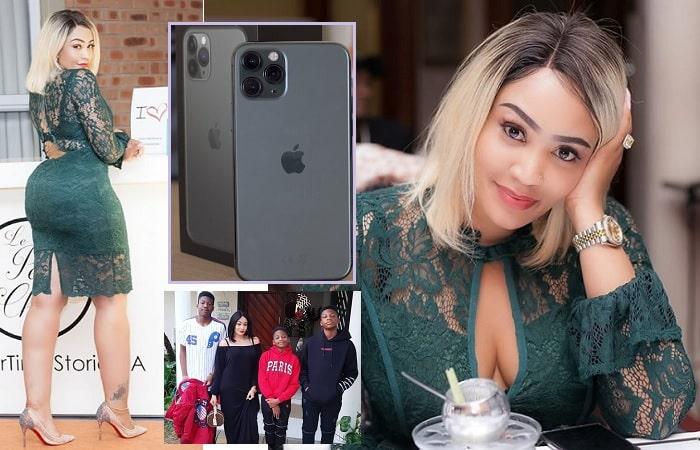 Diamond Platinumz: Tanasha rivalry with Zari shifts to smartphones ...