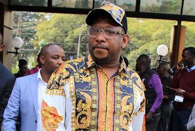 The Ghost haunting Governor Sonko