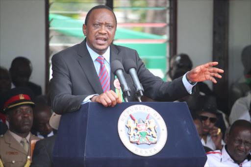 Uhuru fires key advisors in State House purge