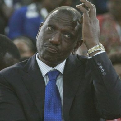 Go slow on Mt Kenya vote block, Ruto told
