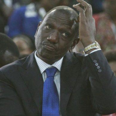 Go slow on Mt Kenya vote block, Ruto told