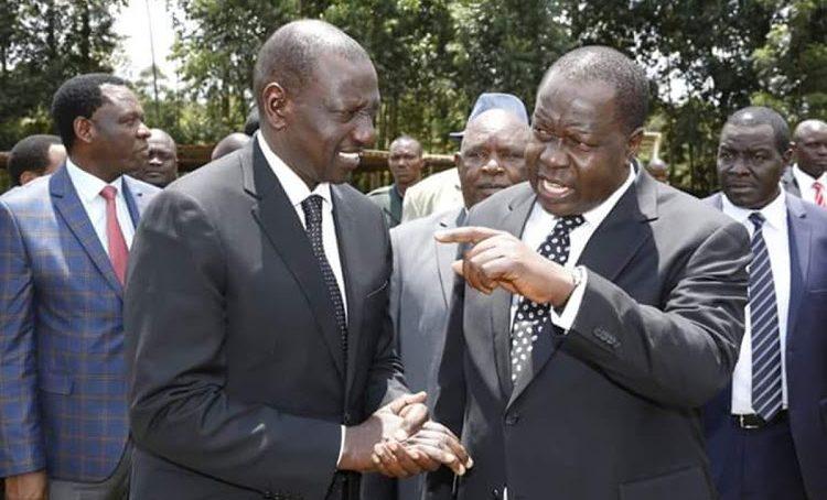 Uhuru Gusii tour leaves Ruto camp divided lot