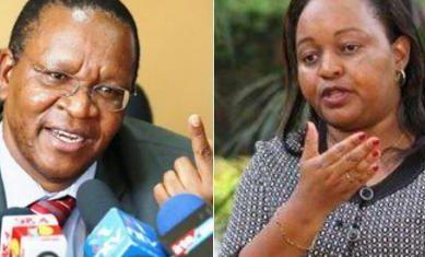 PS Kibicho hand in Waiguru impeachment threat