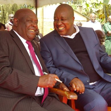 Nyamira county budget in doldrums