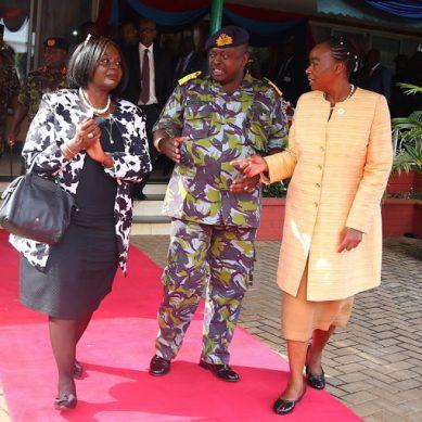 Will Mwathethe replace Juma as Defence CS?
