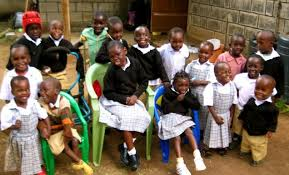 Trans Nzoia needy children home in red
