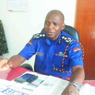 Why Nyanza police commander was transferred