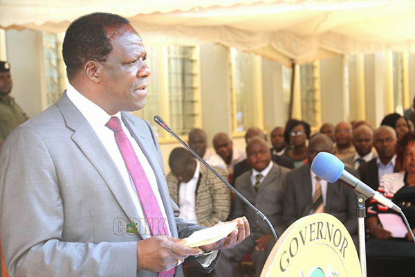 Confused Oparanya shops for new party