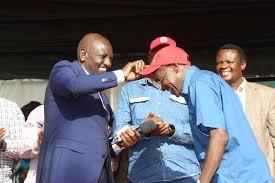 Infightings among Ruto Luhya MPs now explode