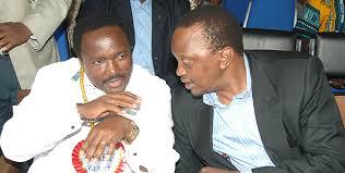 Don't ashame me before Uhuru, Kalonzo now begs Kambas