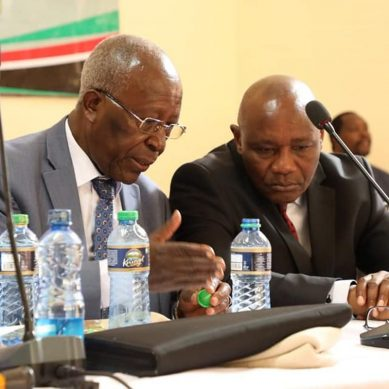 Undercurrents in the race to succeed Ongwae