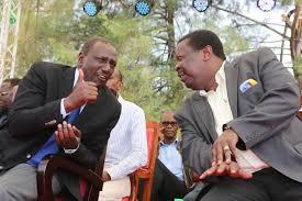 Why Ruto,Mudavadi political alliance aborted
