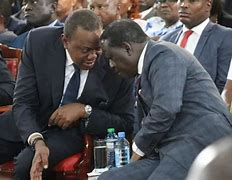 Uhuru,Raila 2022 power share deal