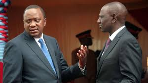 Now Ruto plots Uhuru downfall
