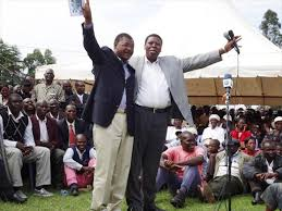 Eyes on Ruto as Wamalwa, Wetang'ula in hot soup Trans-Nzoia politics