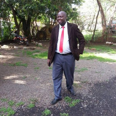 New entrant in the race for Kisumu central parliamentary seat