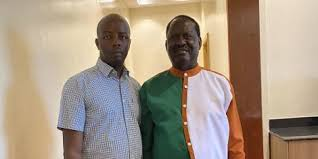 ODM on fire as Raila son joins rebels