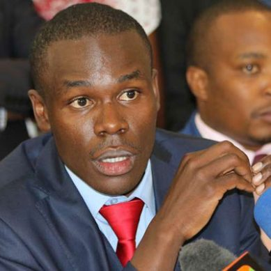 Slur on Matiang'i lands MP in trouble
