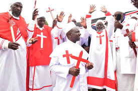 Ruto money splits African Church of Holy Spirit