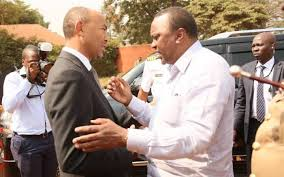Kenneth versus Kagwe: Who'll inherit Uhuru's baton in Central?
