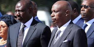 Inside Ruto, Gideon fight for Kalenjin instruments of power