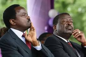 Why 2022 is complex for Mudavadi, Kalonzo