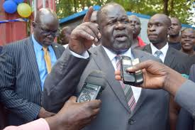 Governor Awiti aides in bitter rivalry