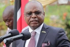 Ambassador enters hot Kilifi governor race