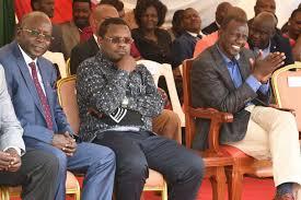 Why Trans-Nzoia senator Mbito abandoned Ruto