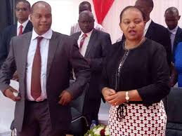 Waiguru,Ndambiri strike deal on BBI