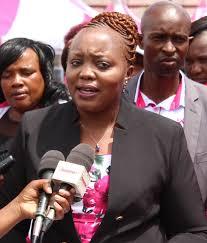 Why Nyeri women rep is worried