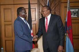 How Raila plots to succeed Uhuru 2022