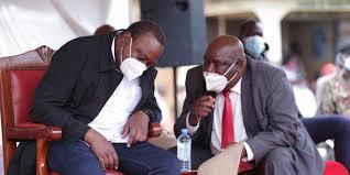 Day voters humiliated Nyagarama infront of Uhuru, Raila