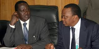Is Uhuru, Raila shaky marriage on the rocks?