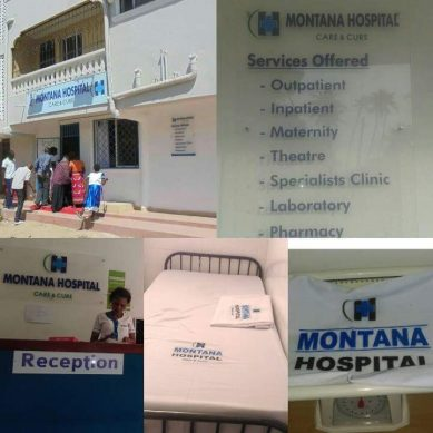 Mombasa hospital Montana linked to patients death