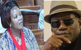 Muthama versus wife in Machakos senate duel