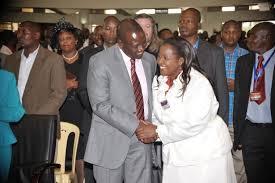 Ruto grooms Bishop Wanjiru to succeed Sonko as governor